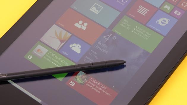Windows-8-Tablets im Test: Toshiba Encore gegen Asus VivoTab Note 8