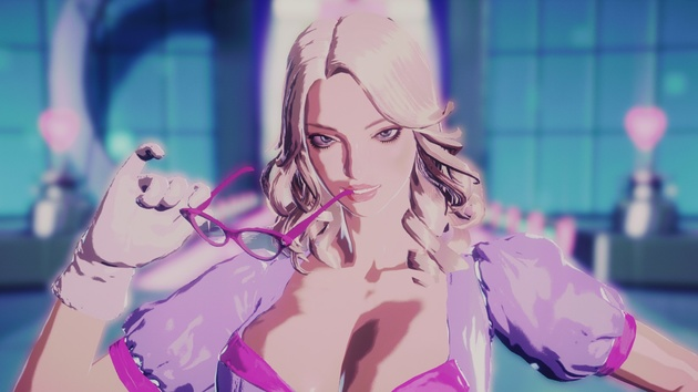 Killer is Dead im Test: Blutig-bizarre Actionkost aus Japan