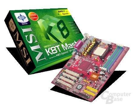 K8T Master1-FAR