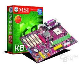 K8T Neo(+box)
