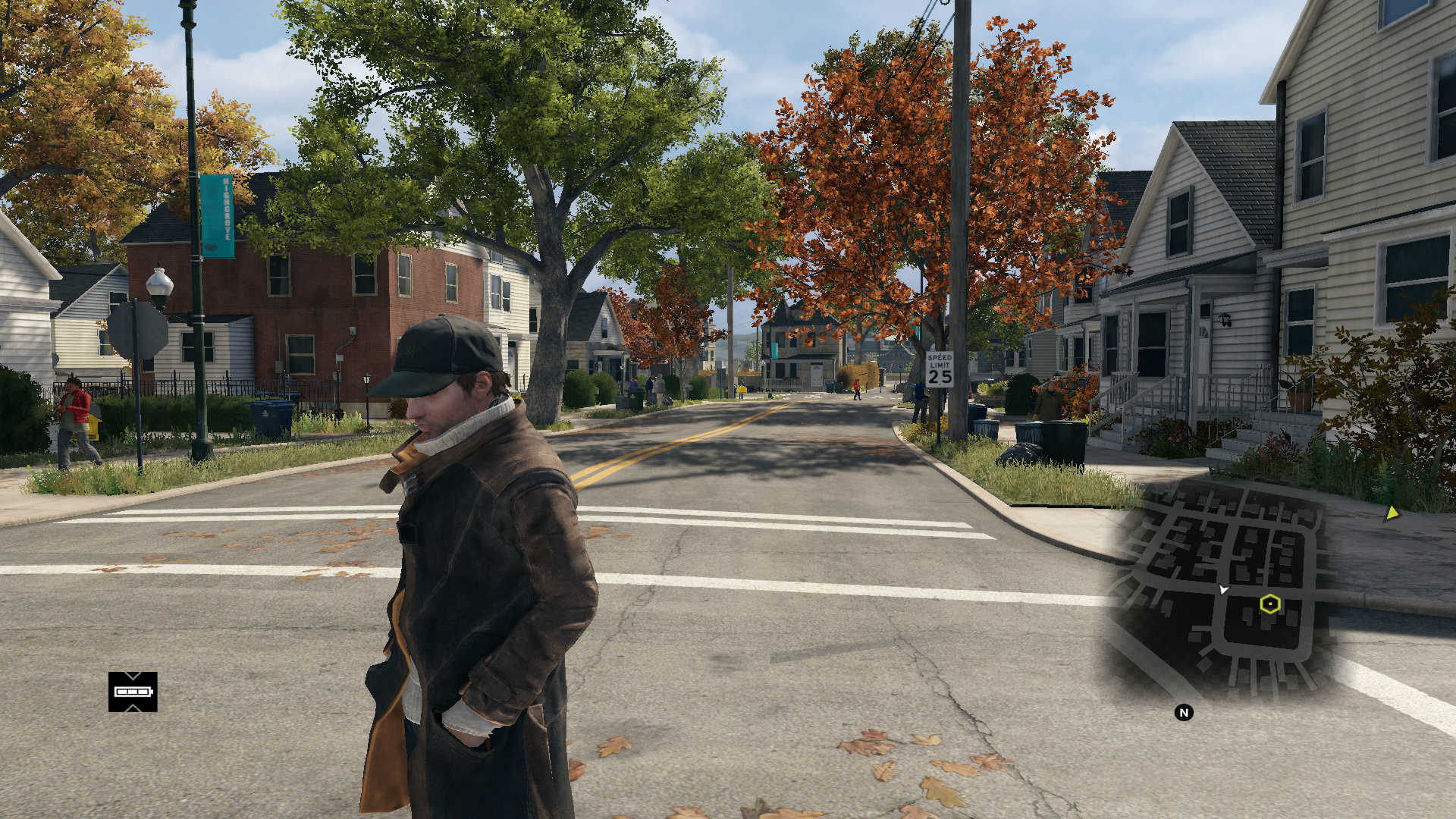 Watch Dogs - Ohne AA