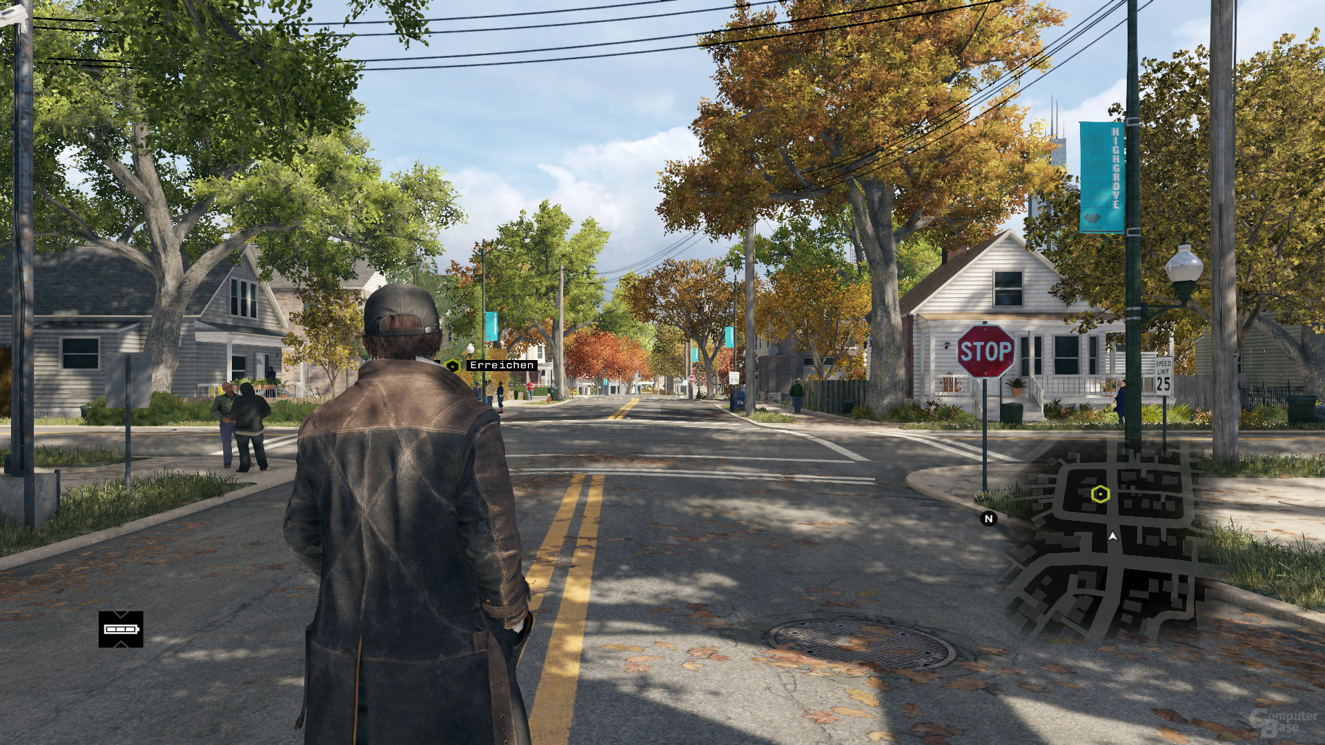 Watch Dogs - Maximale Details