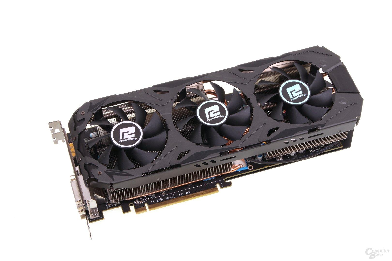 PowerColor Radeon R9 290 PCS+