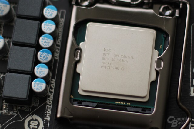 Intels Core i7-4790K