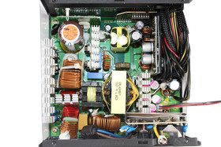 Antec TruePower Classic TP-550C: Überblick Elektronik