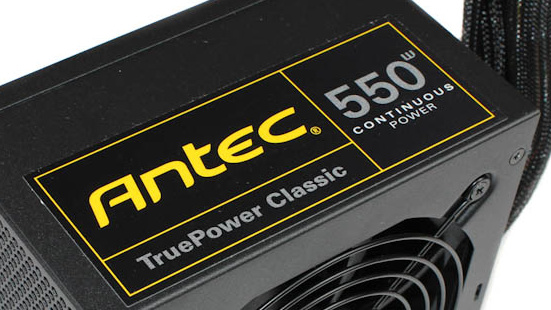 Antec TruePower Classic 550 Watt im Test: Leistungsfähig und effizient