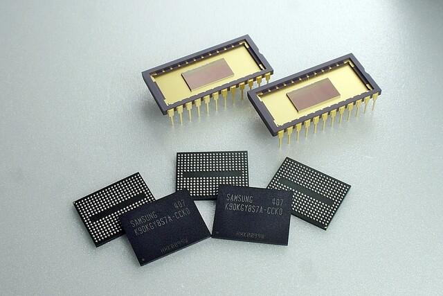 3D V-NAND der 2. Generation von Samsung