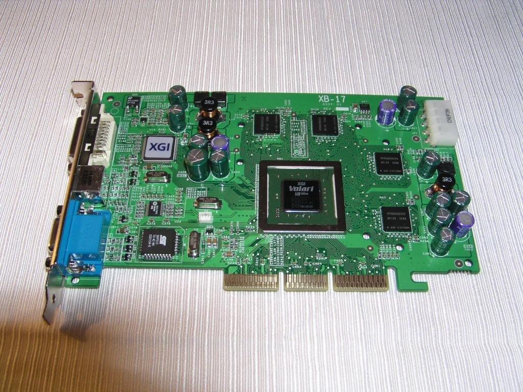 XGI Technology Volari