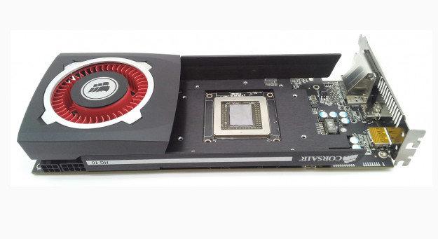 Corsair Hydro Series HG10 GPU Liquid Cooling Bracket