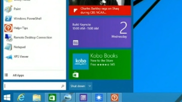 Windows Threshold: Kein neues Startmenü mehr für Windows 8.1