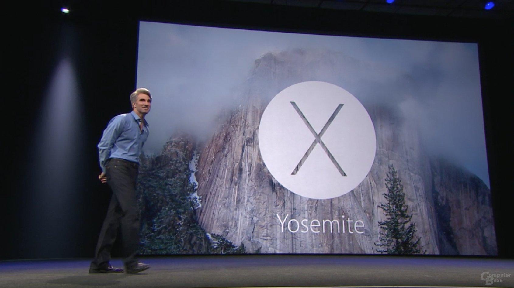 "Apple OS X 10.10 ""Yosemite"""