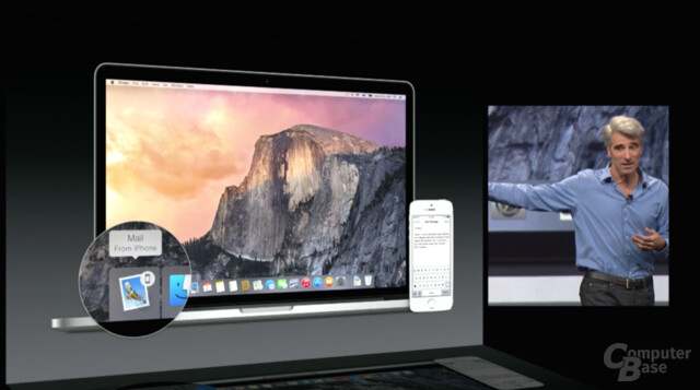 "Apple OS X 10.10 ""Yosemite"""