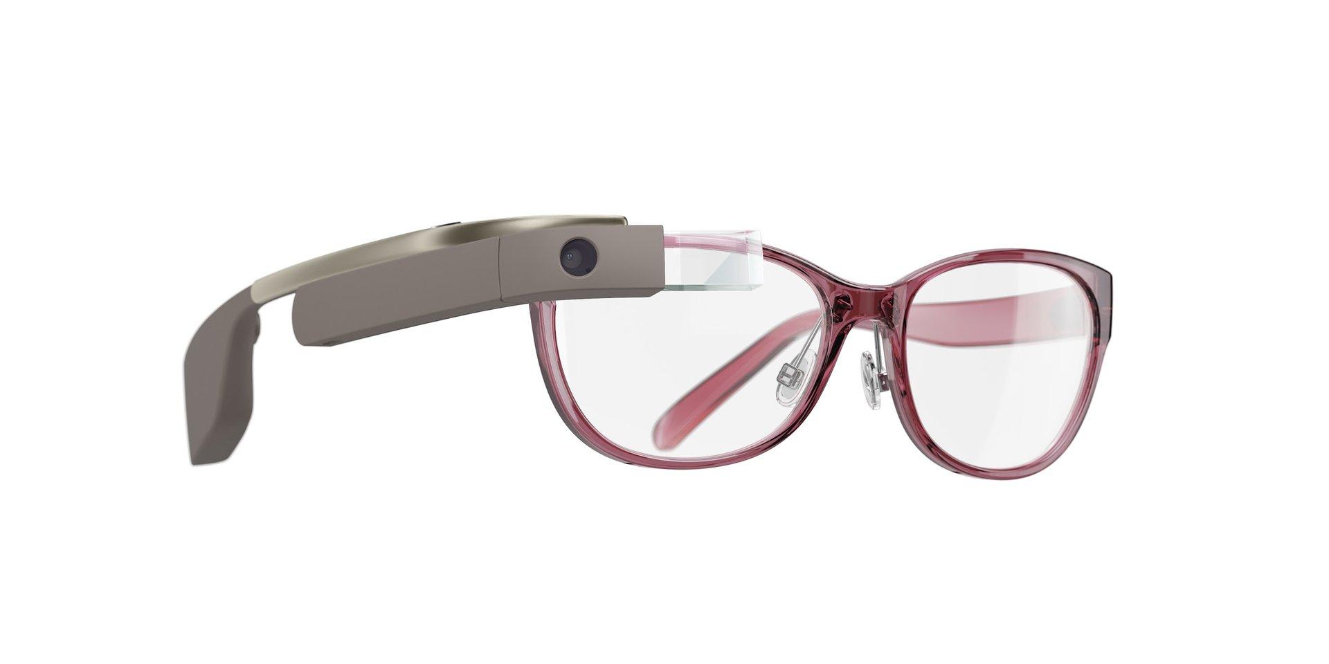 Google Glass – DVF-Kollektion