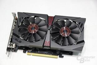 Asus GeForce GTX 750 Ti Strix