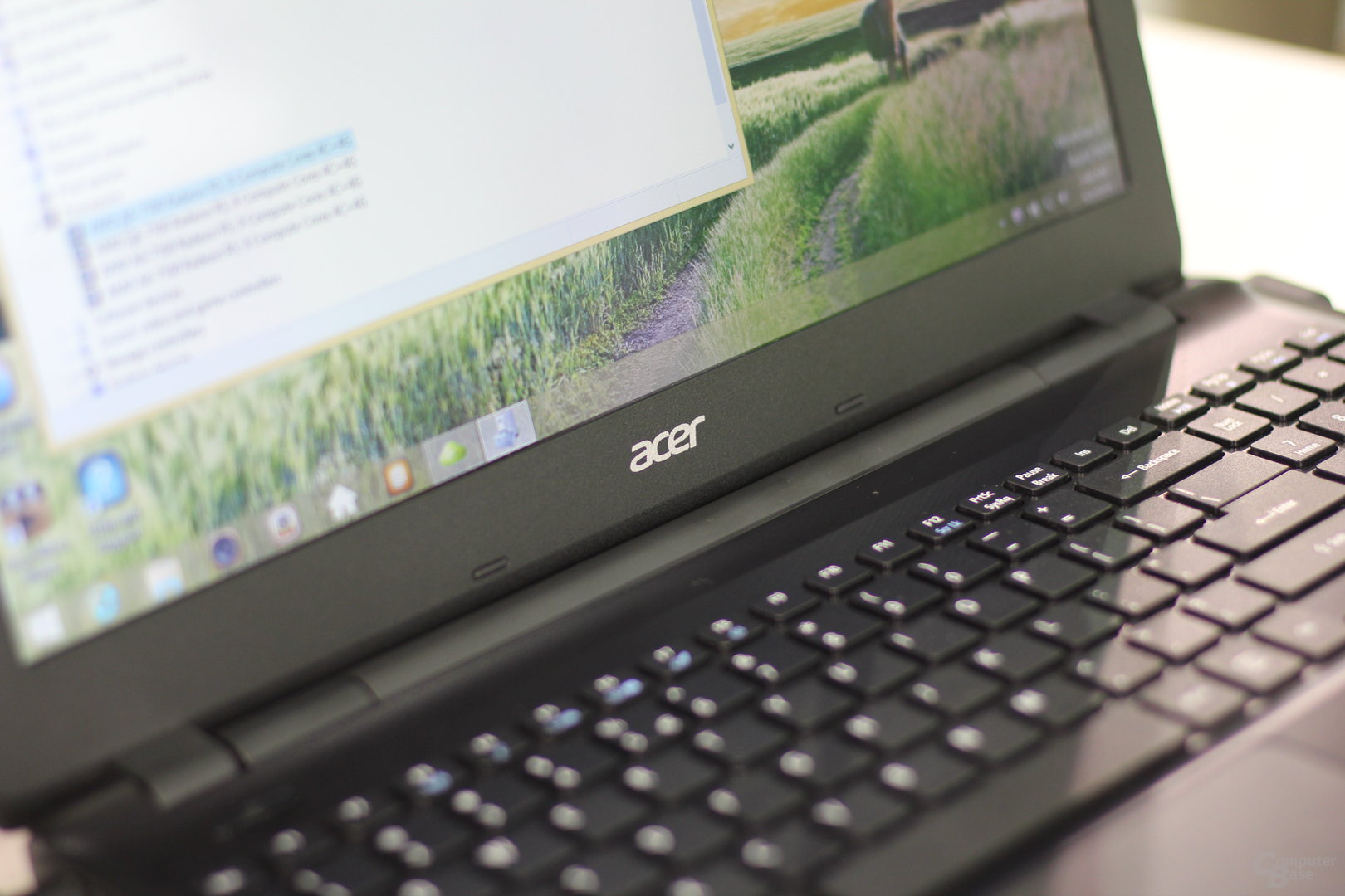 Acer Aspire E5 mit AMD Mobile Kaveri und 15 Zoll