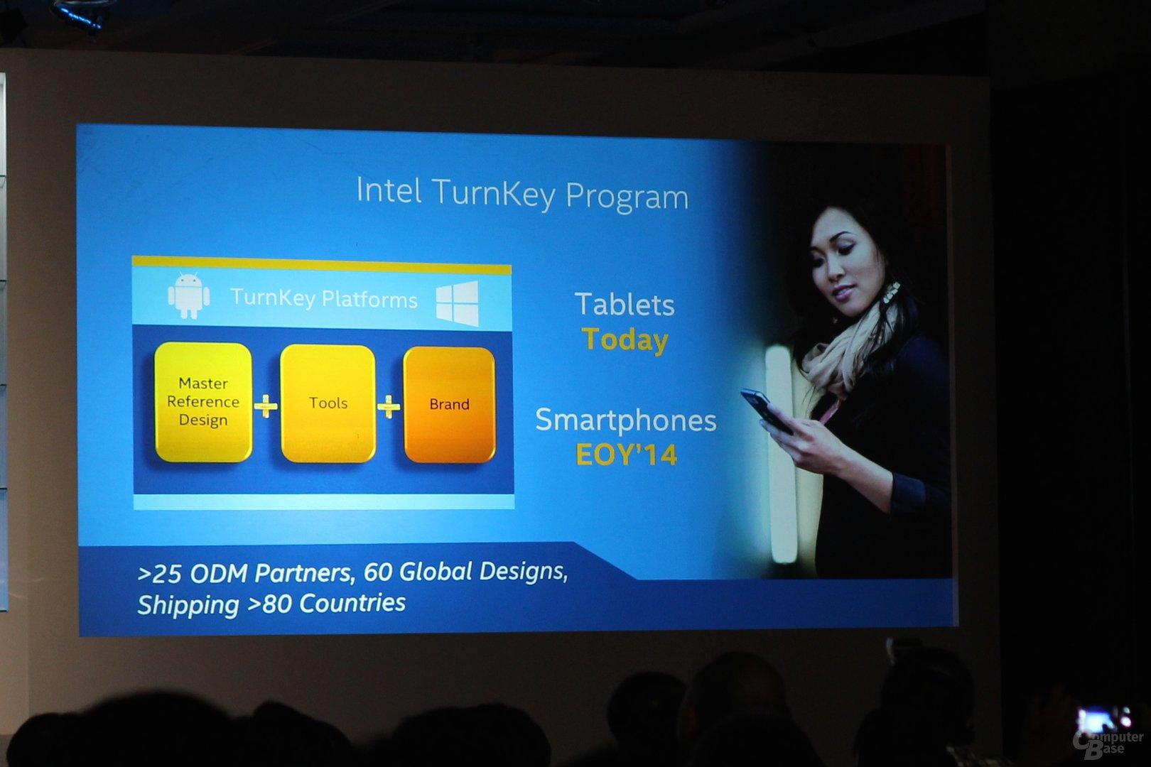 "Intels ""TurnKey Program"" für Smartphones"
