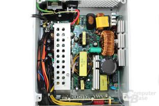 AeroCool GT-500SG - Überblick Elektronik