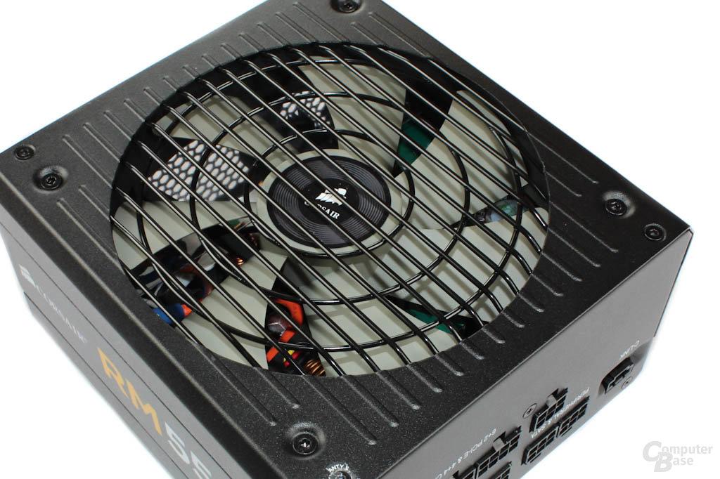 Corsair RM Series RM550 – Lufteinlass