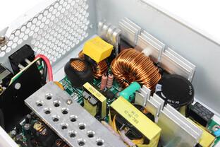 AeroCool GT-500SG - Elektronik im Detail