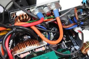 Corsair RM550 - Kondensatoren im Blickpunkt