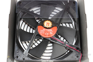 Thermaltake European Series London 550 Watt - Lüfter