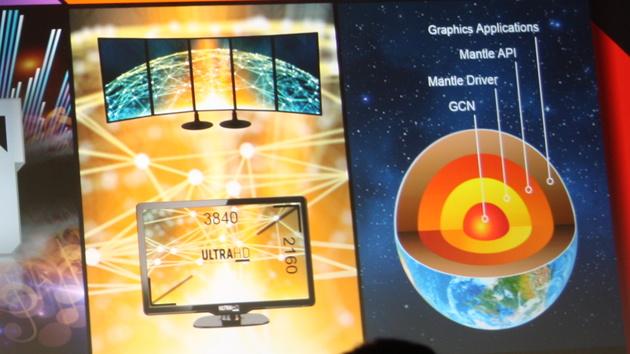 Mantle: AMDs API soll neben DirectX 12 fortbestehen