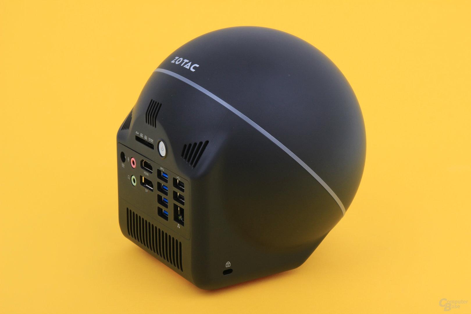 Zotac Zbox Sphere OI520 – Kensington-Lock