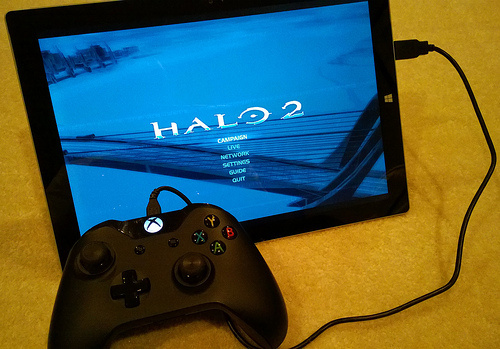 Xbox One Controller an Surface Pro 3