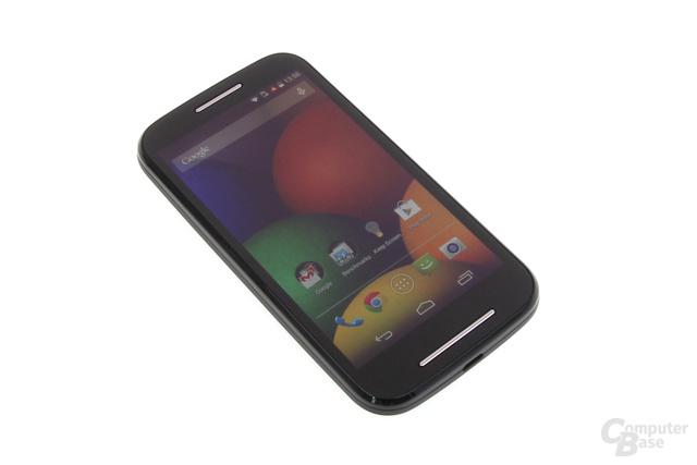 Motorola Moto E holt das Maximum aus 119 Euro