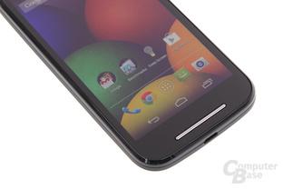 Motorola Moto E im Test: Gutes 4,3-Zoll-Display mit 540 × 960 Pixeln