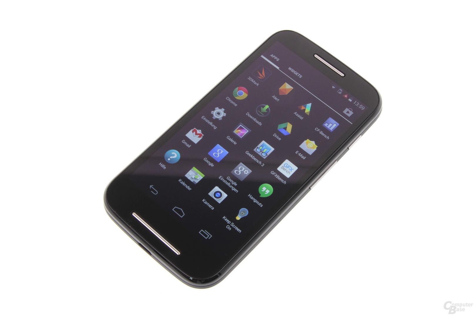Motorola Moto E im Test