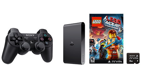 PlayStation TV Bundle für Nordamerika