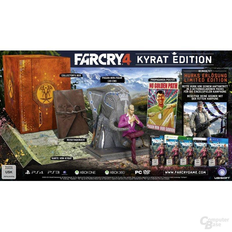 Far Cry 4 in der Kyrat Edition