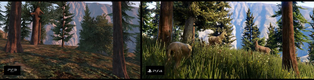 GTA V Grafikvergleich PS 3 zu PS 4