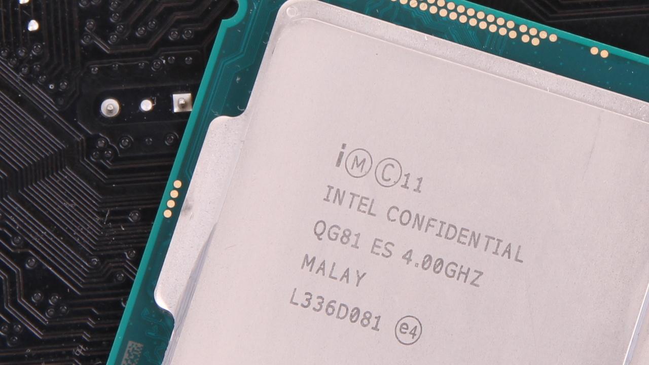 "Intel Core i7-4790K im Test: ""Devil's Canyon"" mit fünf Kühlern übertaktet"