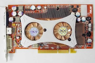 ASUS Radeon 9800 XT | Quelle: HardwareLuxx
