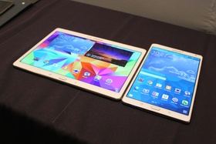 Samsung Galaxy Tab S 8.4 und 10.5 ausprobiert