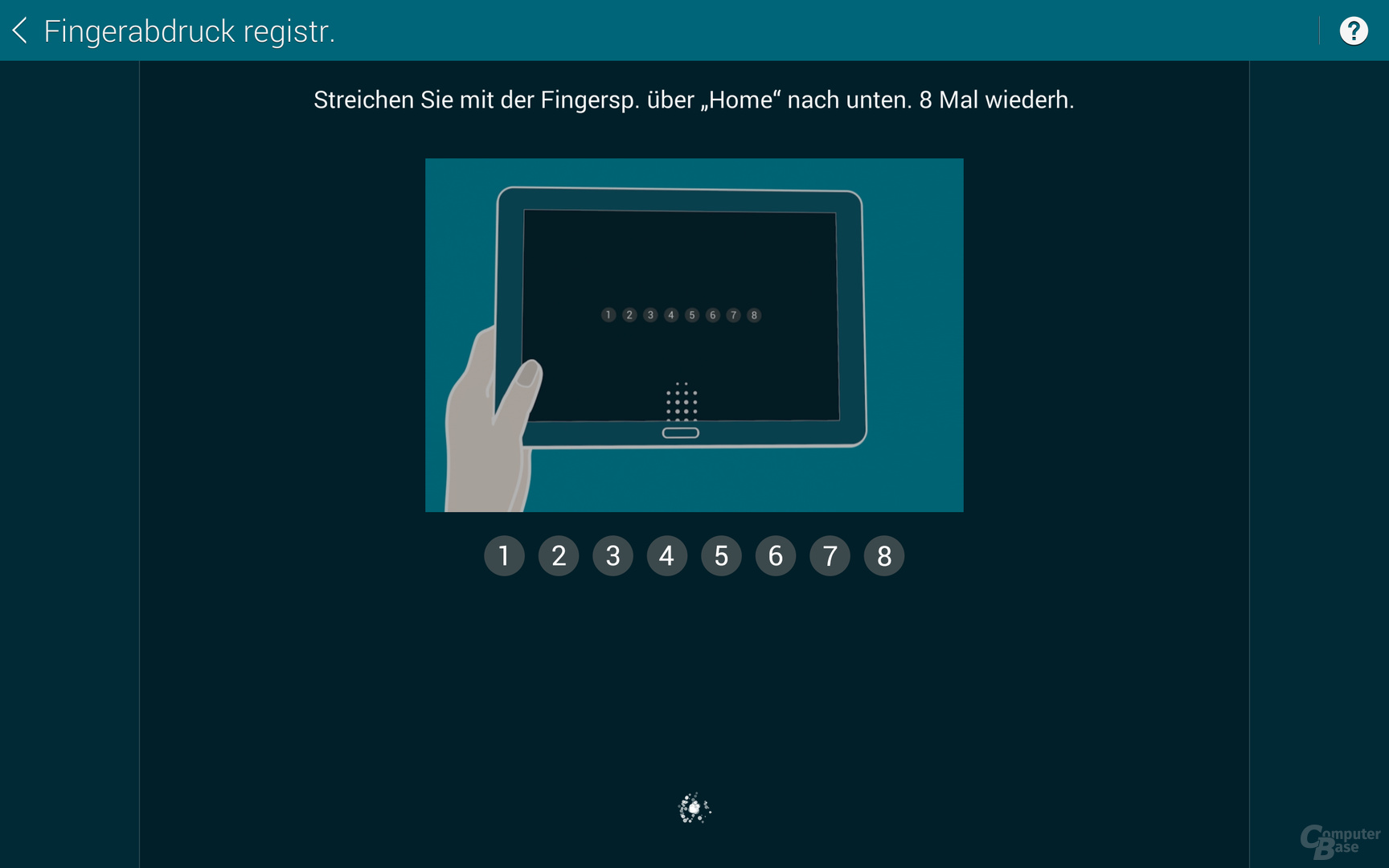 Finger-Scanner