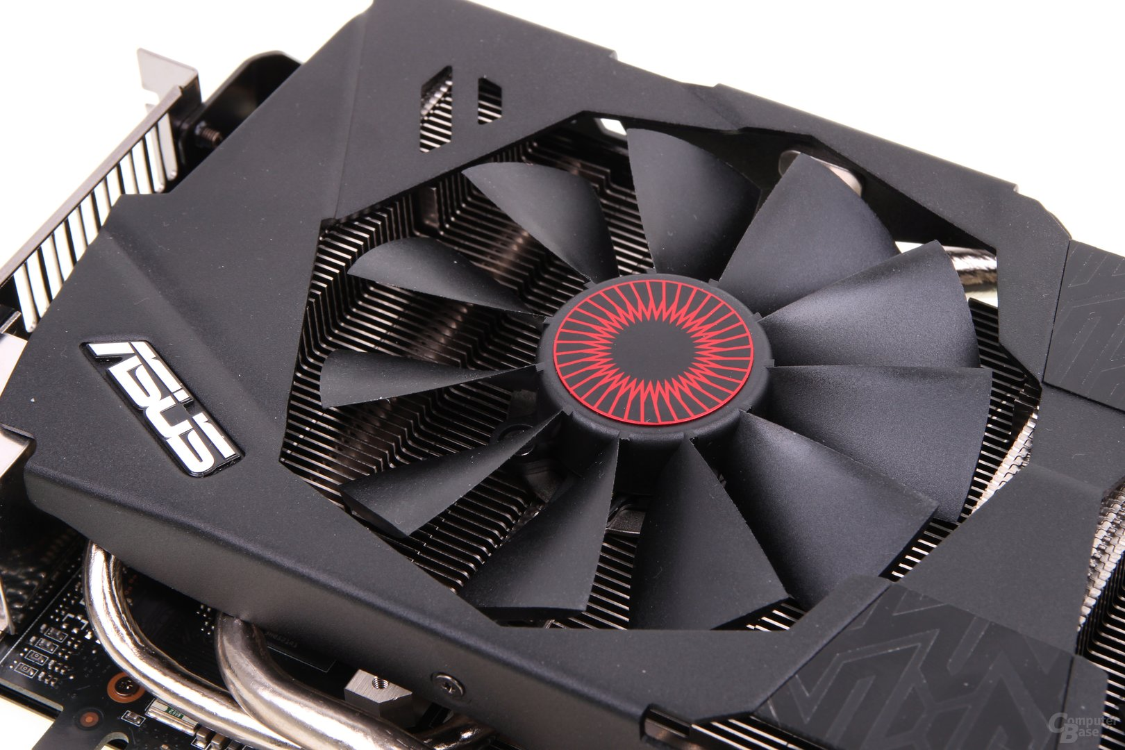 Asus GeForce GTX 780 Strix - Lüfter