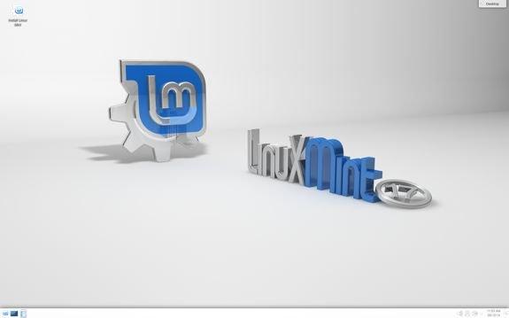 Linux-Mint 17 KDE