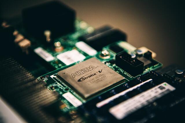Microsofts Catapult-Architektur mit Altera-FPGA