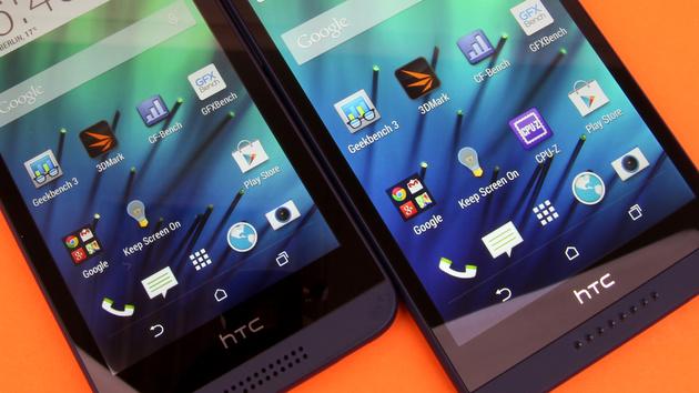HTC Desire 816 und 610 im Test: Verloren in der Mittelklassigkeit