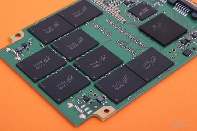 Crucial MX100 im Test