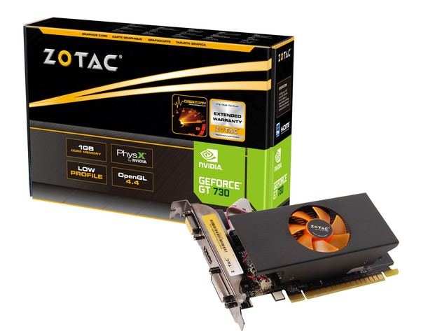 GeForce GT 730 von Zotac