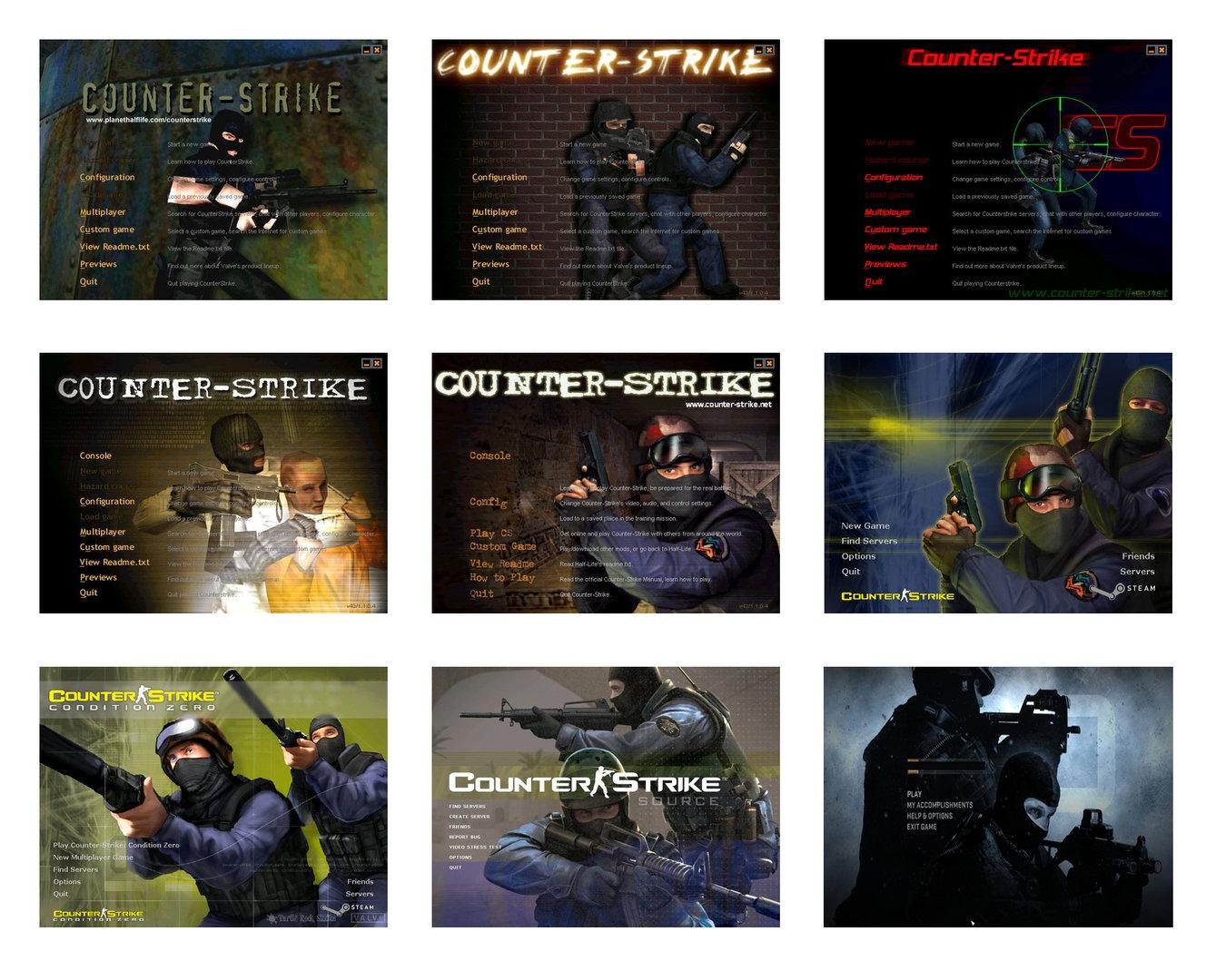 Counter-Strike im Wandel
