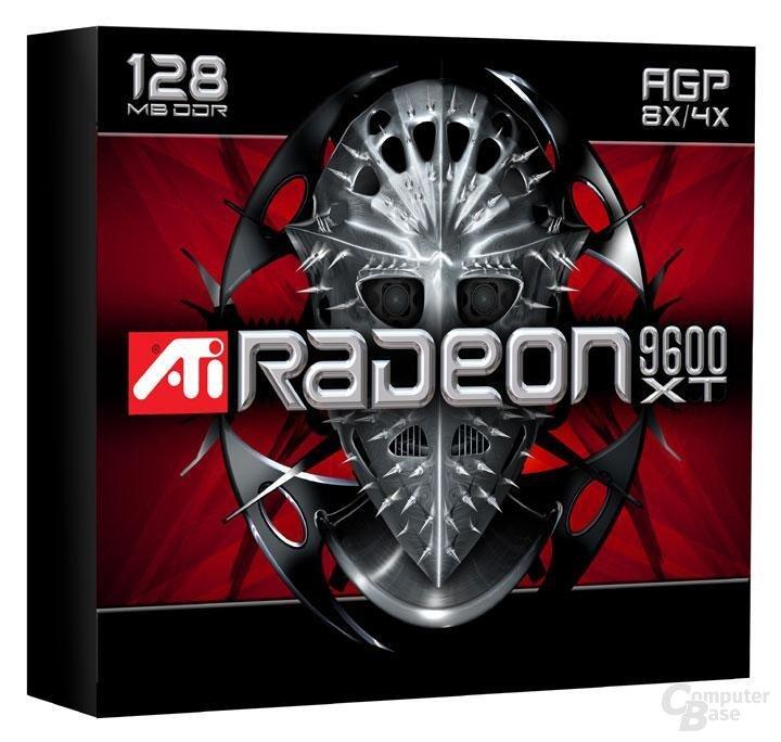 Radeon 9600 XT Verpackung