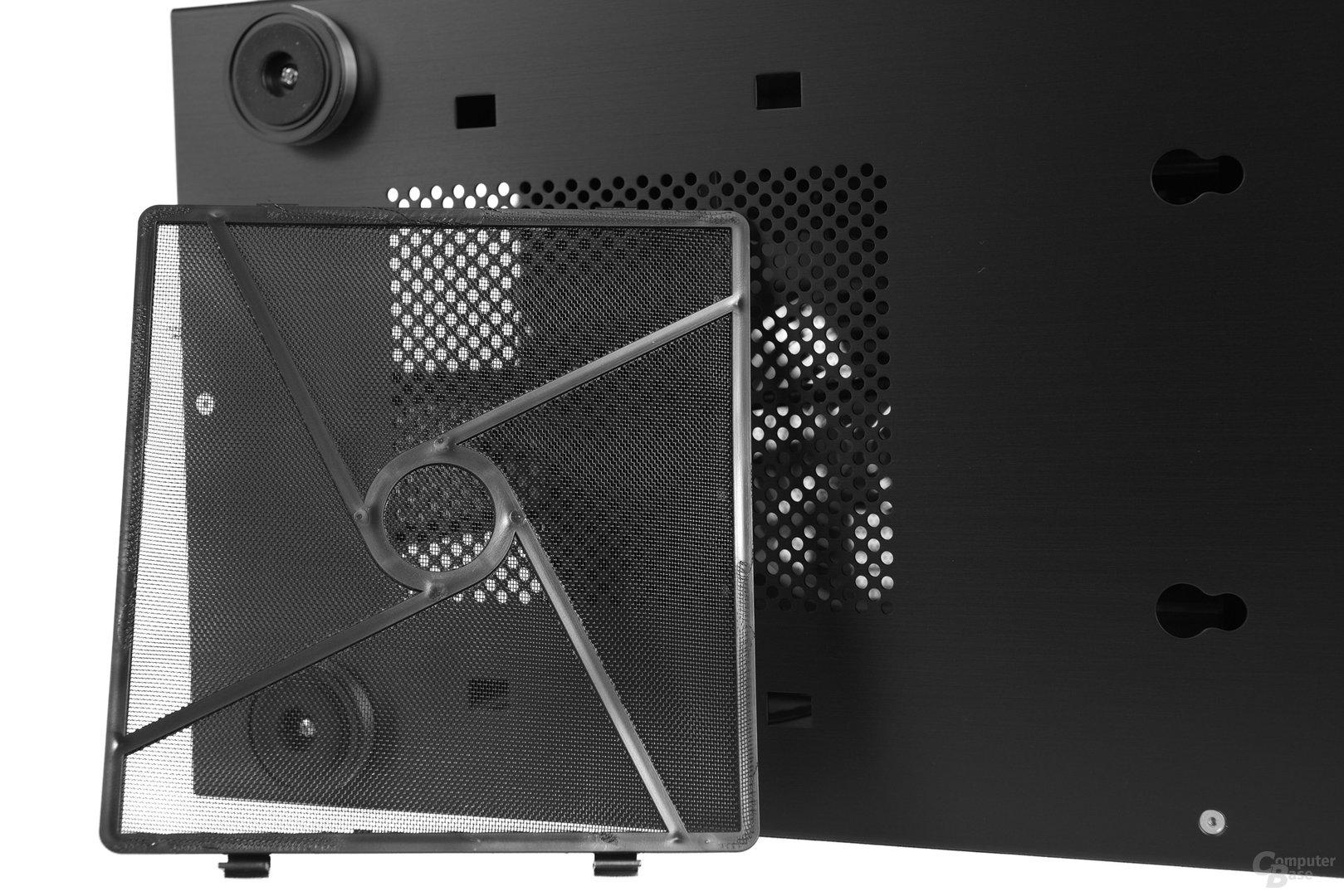 Lian Li PC-Q35 - Nylonstaubfilter
