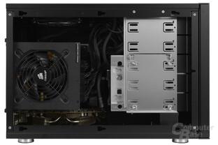 Lian Li PC-Q35 - Testsystem