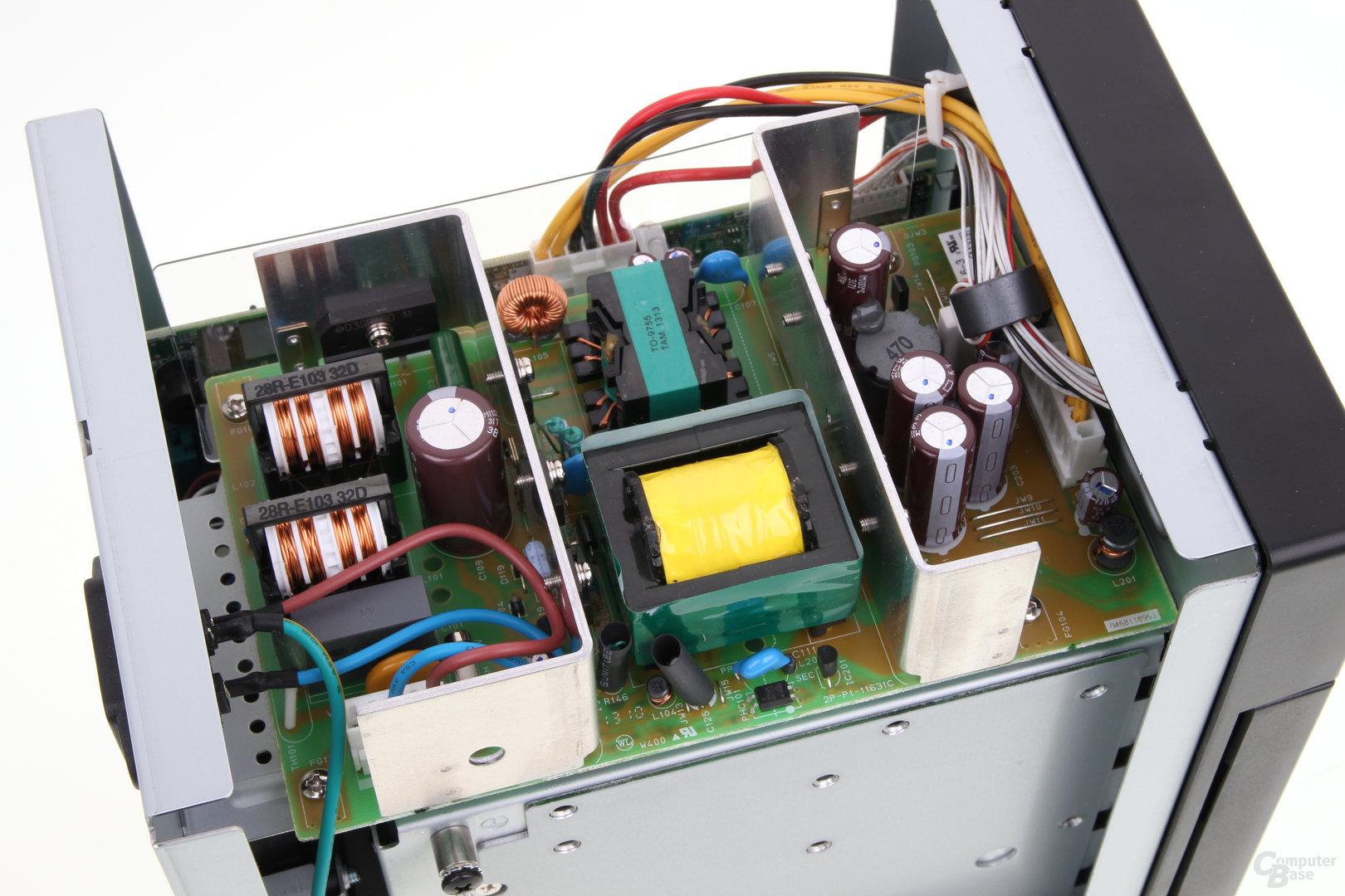 Buffalo TeraStation 4400 – Open-Frame-Netzteil