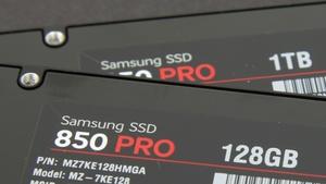 Samsung SSD 850 Pro im Test: Im Klinsch mit 840 Pro und MX100